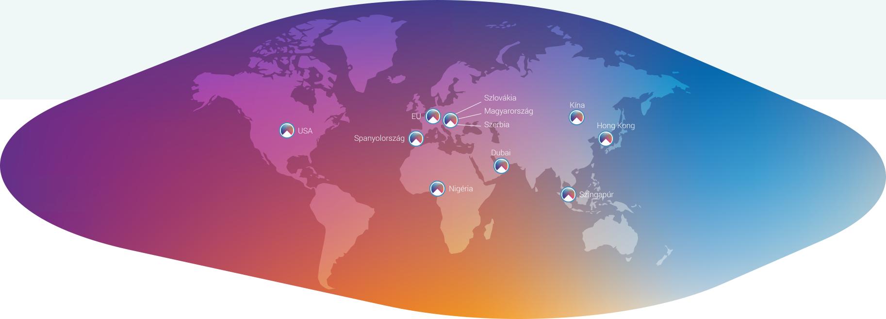 Genezis Electronics térkép